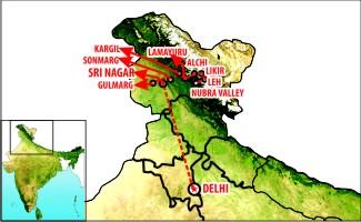 kashmir-ladakh-tour-map